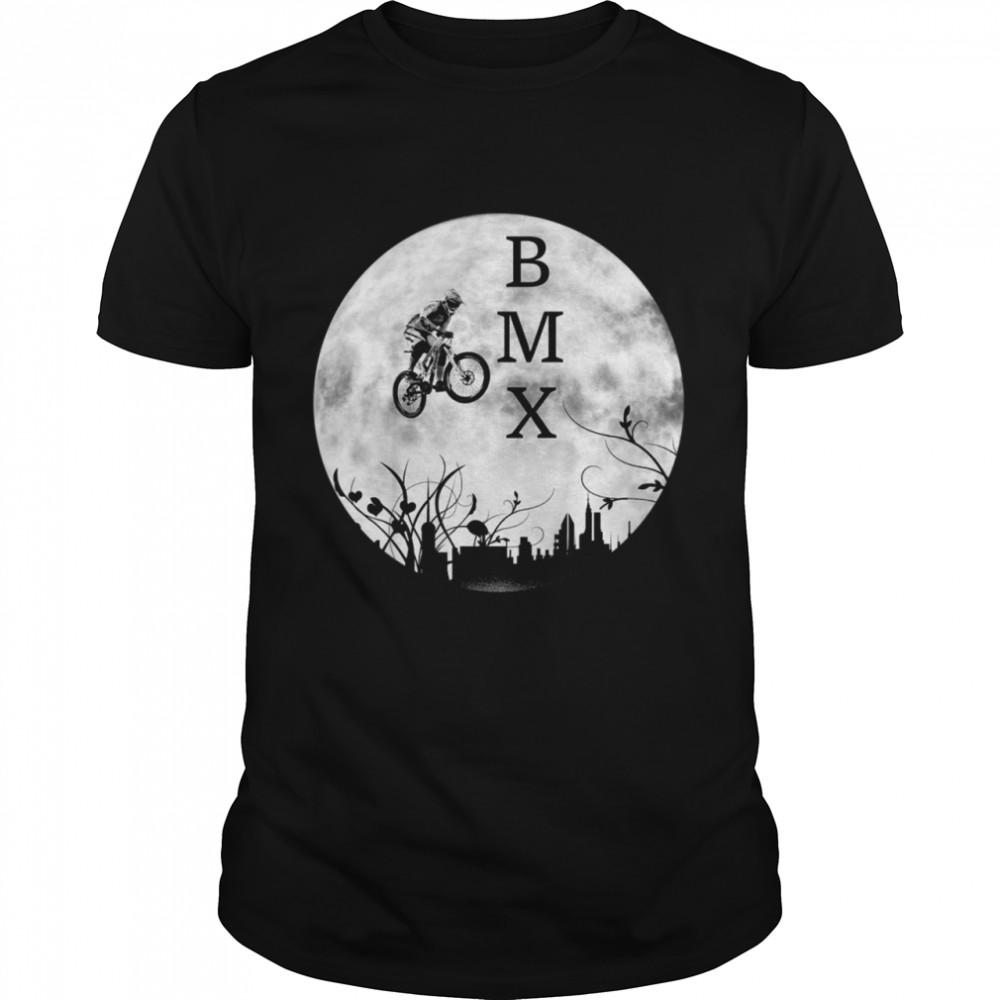 BMX cooles Kinder Motiv BMX Rad Fahrrad Fun Sport shirt