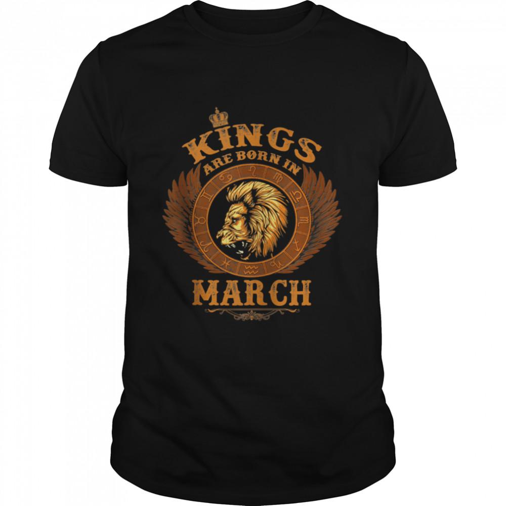 Kings Are Born In shirt Classic Men's T-shirt