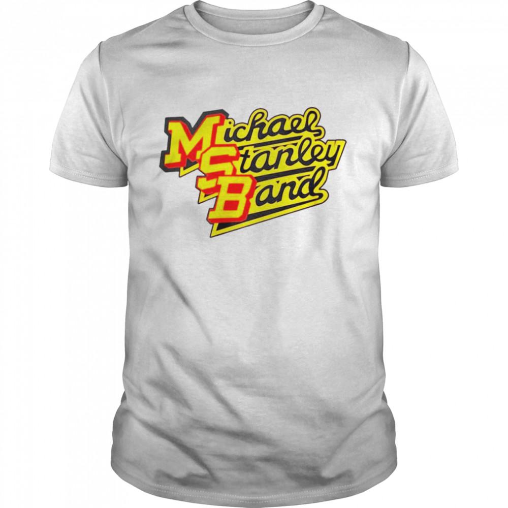 Msb Michael Stanley Band shirt Classic Men's T-shirt