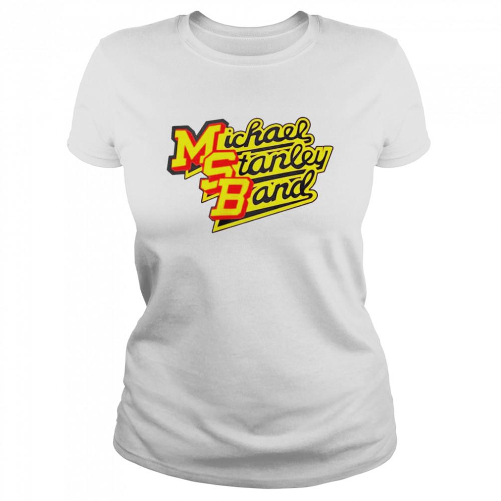 Msb Michael Stanley Band shirt Classic Women's T-shirt