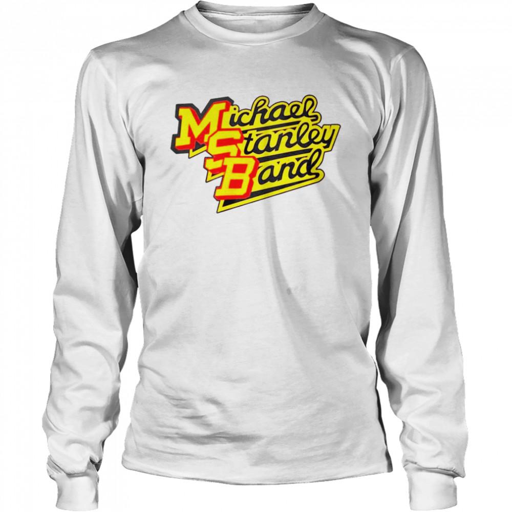 Msb Michael Stanley Band shirt Long Sleeved T-shirt