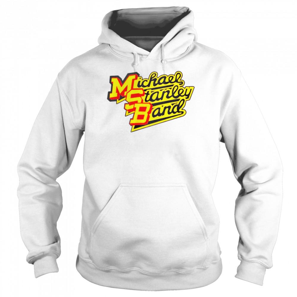 Msb Michael Stanley Band shirt Unisex Hoodie
