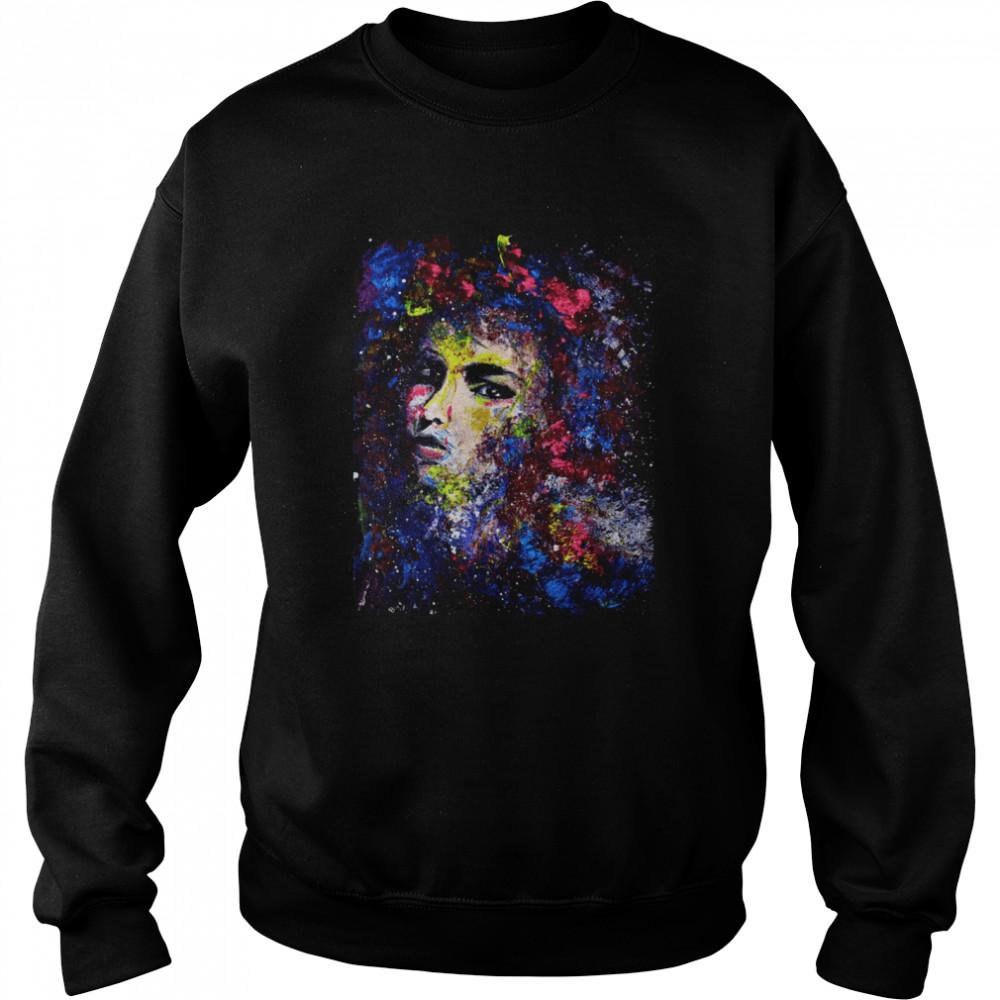 Painting shirt Unisex Sweatshirt