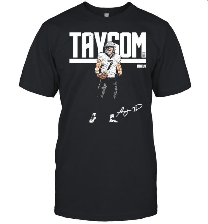 Taysom Hill Hyper signature shirt