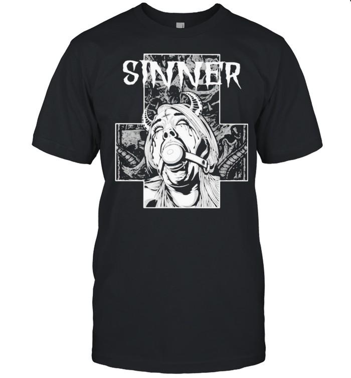 God Sinner Witch Shirt