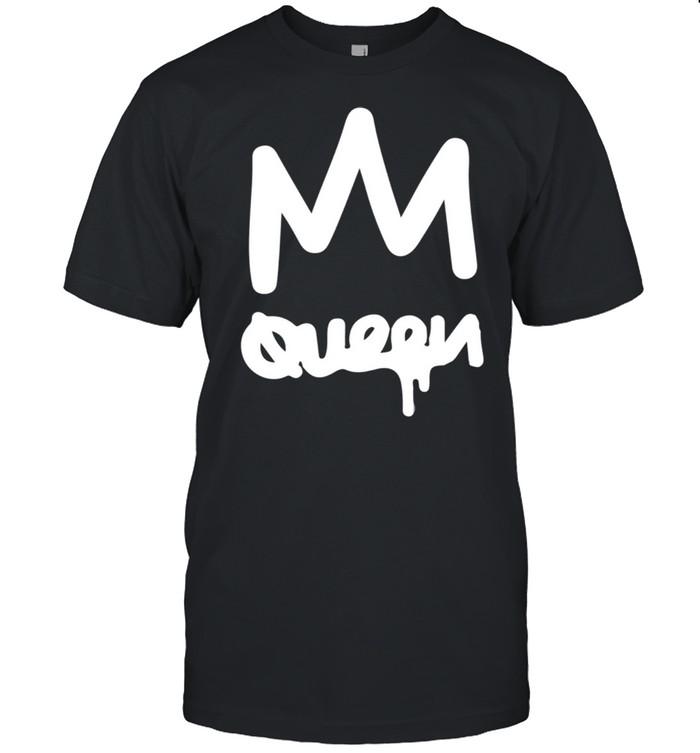 Be A Queen LGBT Pride Design shirt