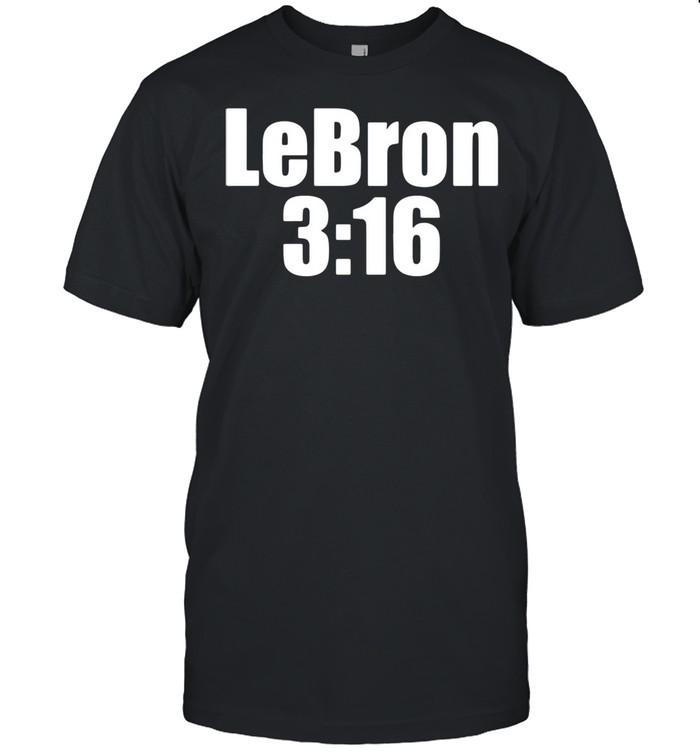 Lebron 316 Lebron James shirt