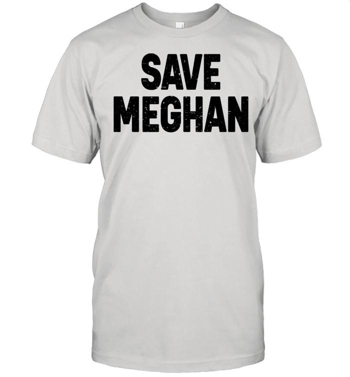 Save Meghan Markle Prince Harry British Royals Interview shirt