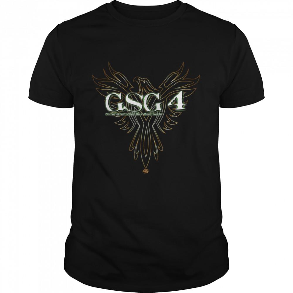 GSG 4 Himmelfahrt Vatertag Männertag Funshirt shirt