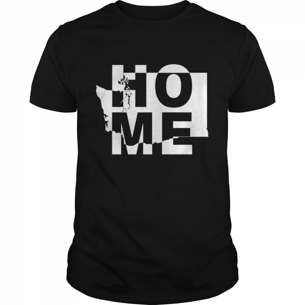 Home State Washington Matching Family Town shirt
