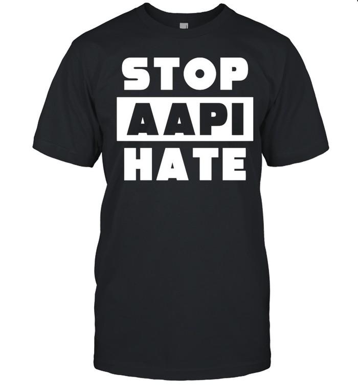 Stop Aapi Hate Anti Asian shirt