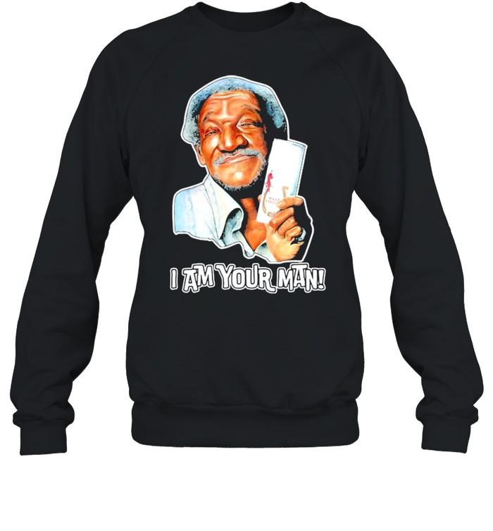 I'm Your Man Sanford And His Dummy Son  Unisex Sweatshirt