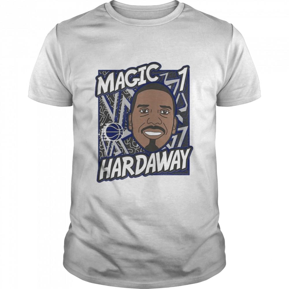 Orlando Magic Penny Hardaway King of the Court player shirt