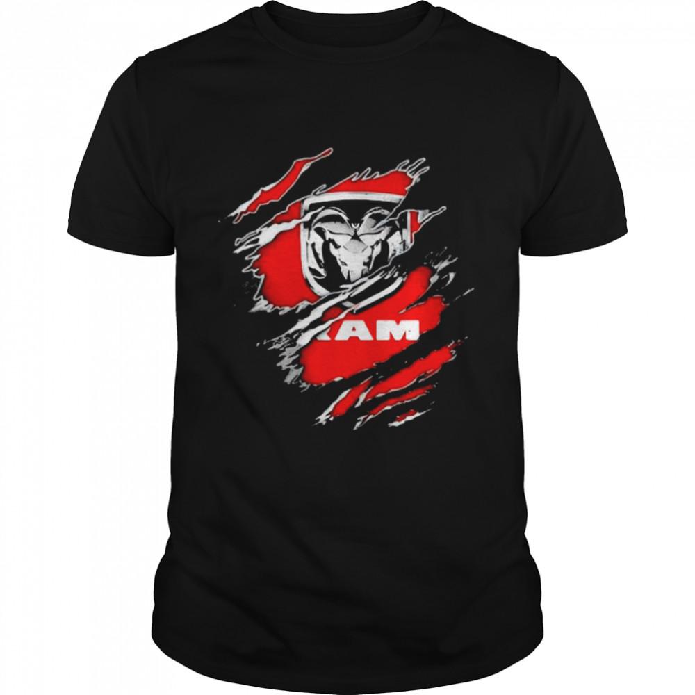 Logo Ram Motorrad  Classic Men's T-shirt