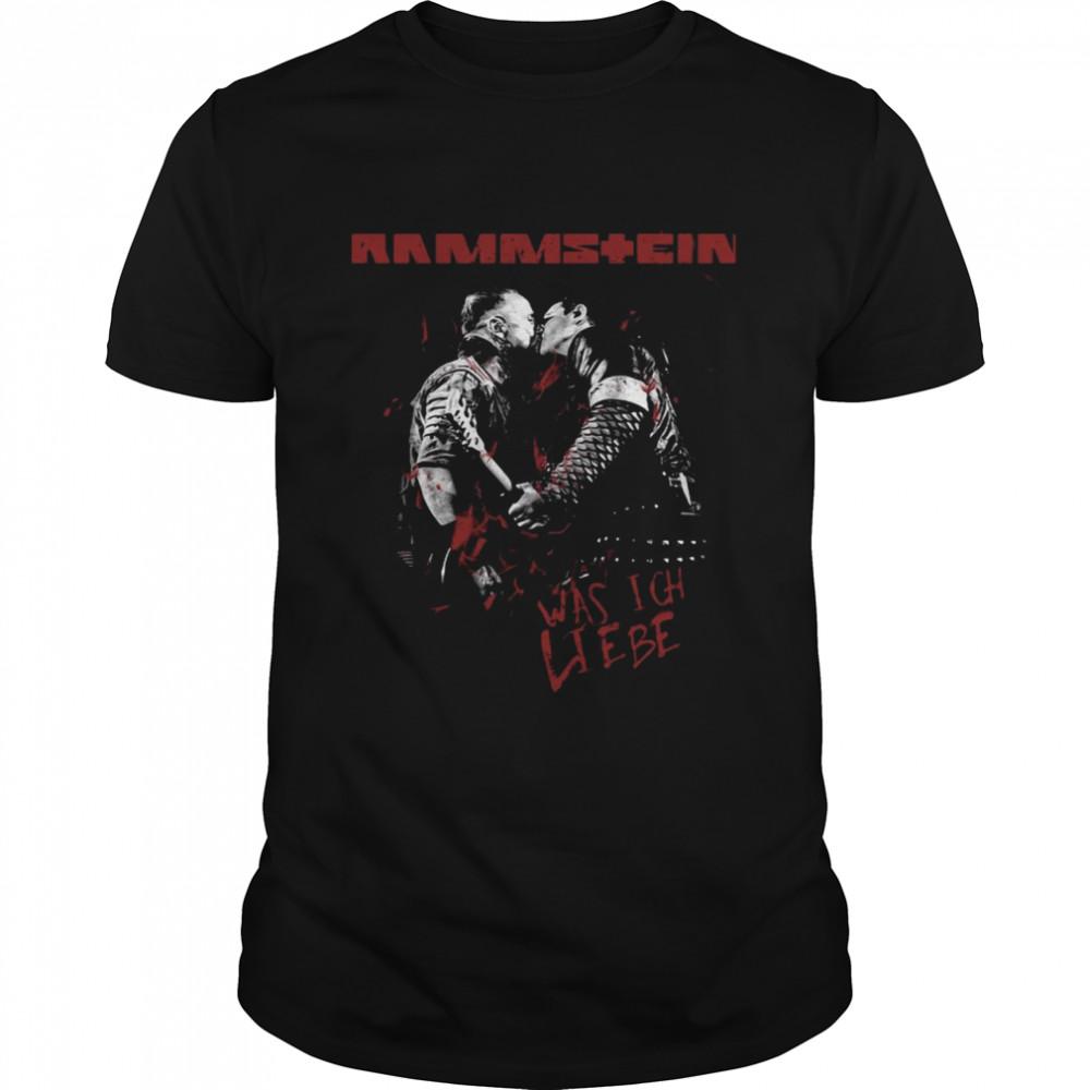 Rammstein Was Ich Liebe Shirt