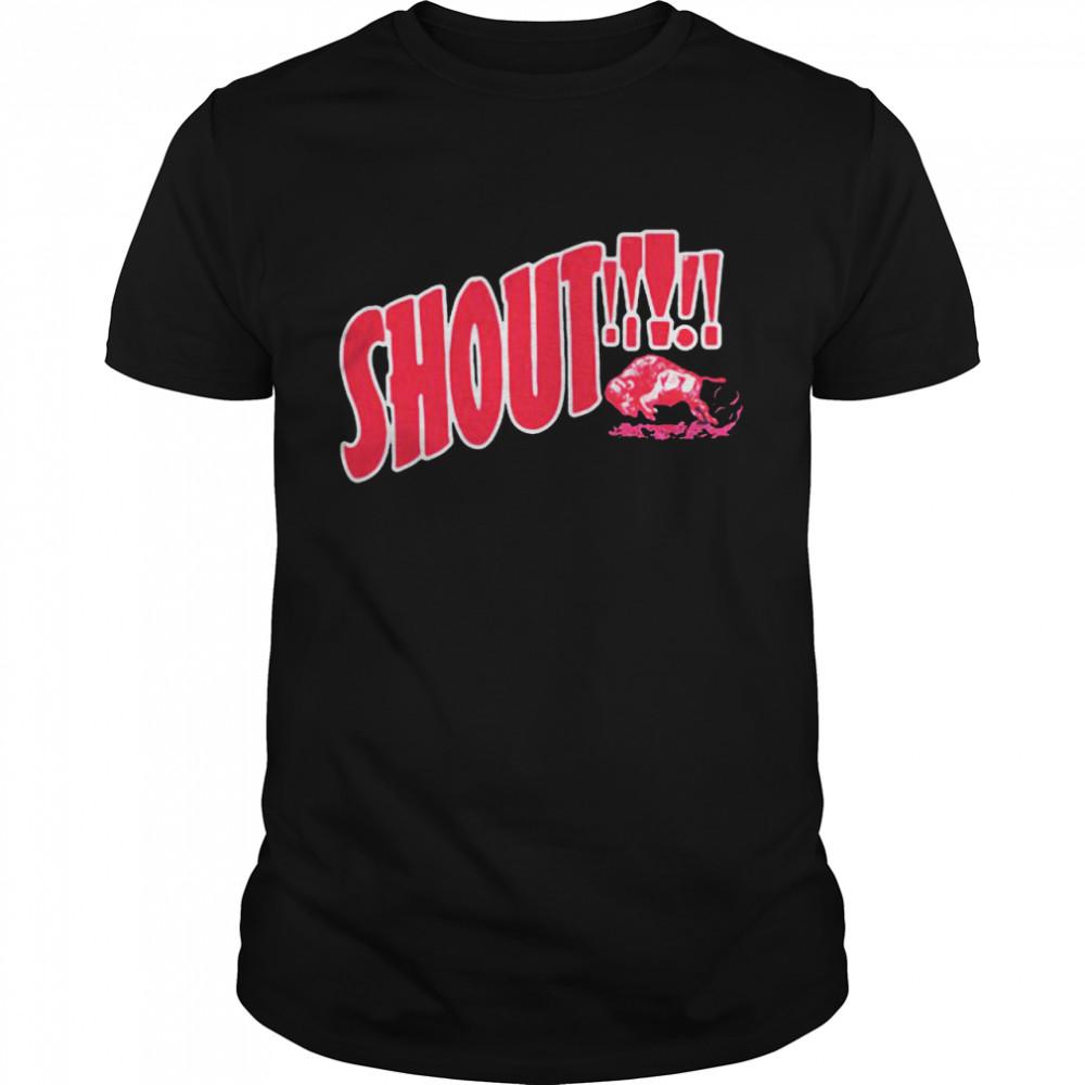 Shout Buffalo Shirt