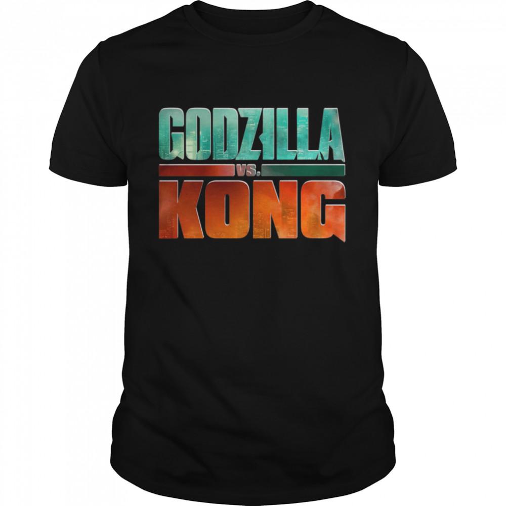 Go.dzil.la vs K.o.n.g Shirt