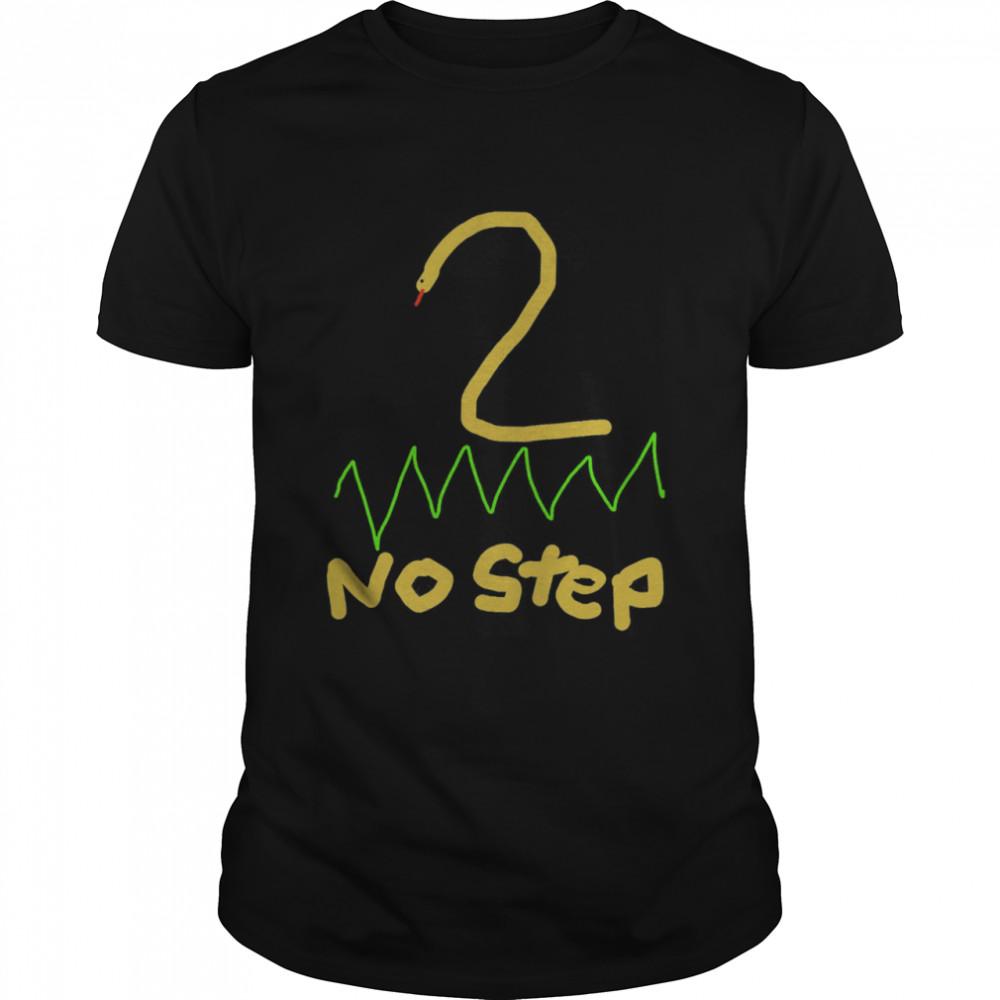 2 no step shirt