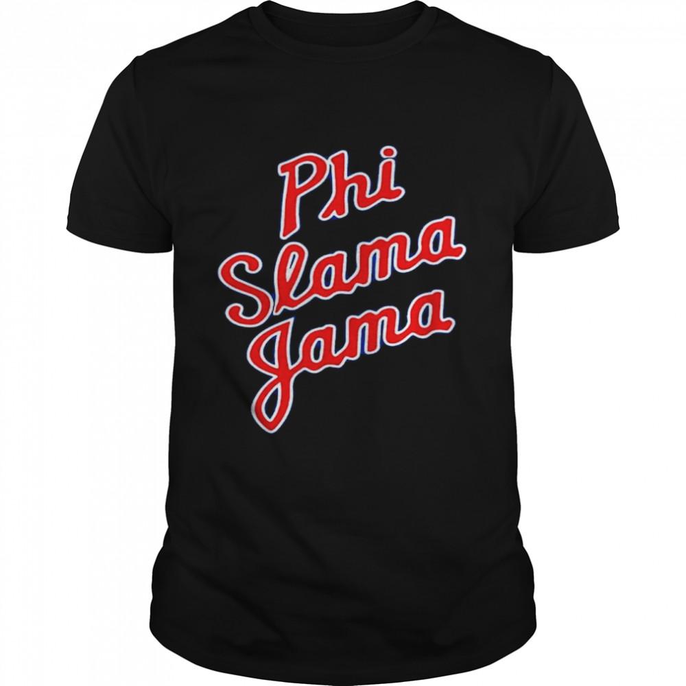 Houston Cougars Phi Slama Jama shirt