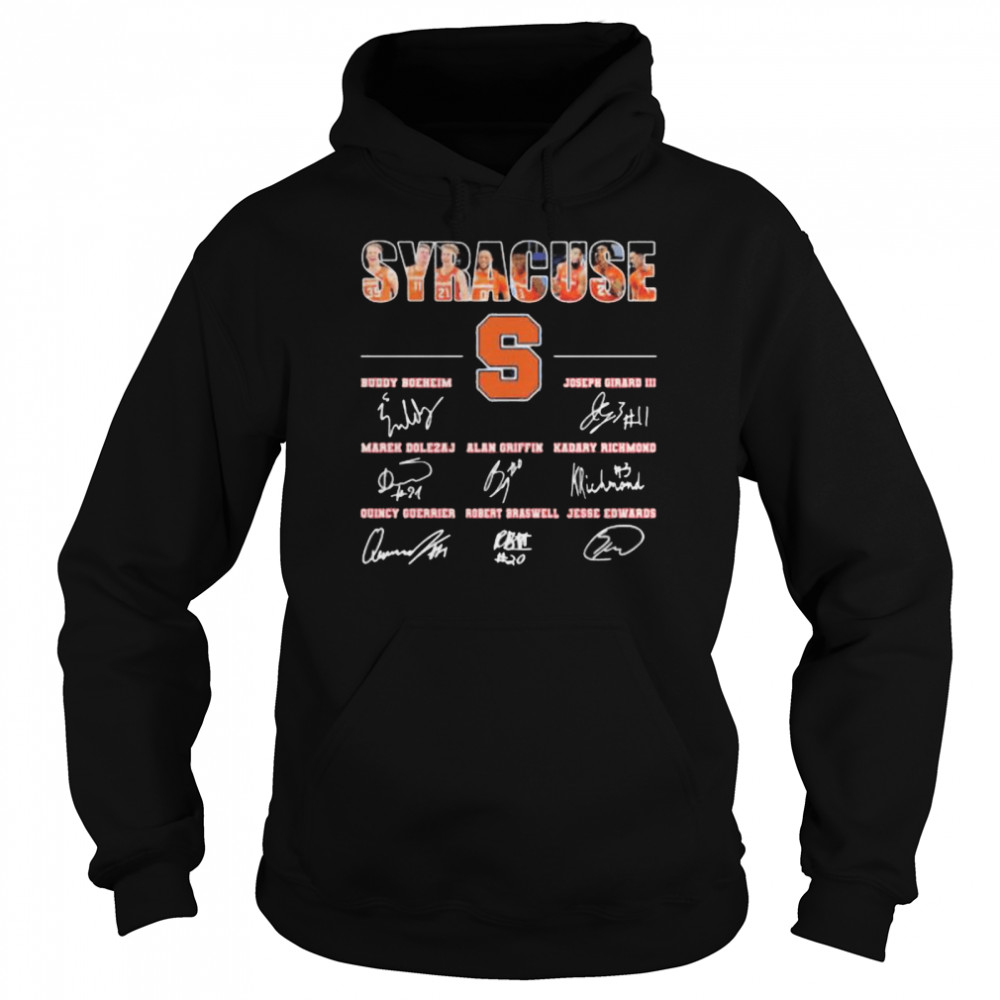 Syracuse Signature Player  Unisex Hoodie