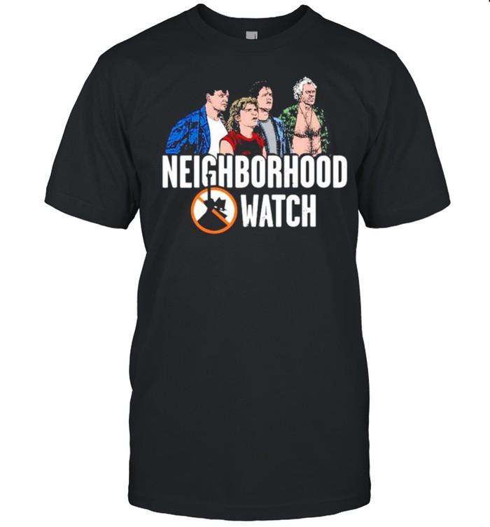 The Burbs Neighborhood Watch shirt