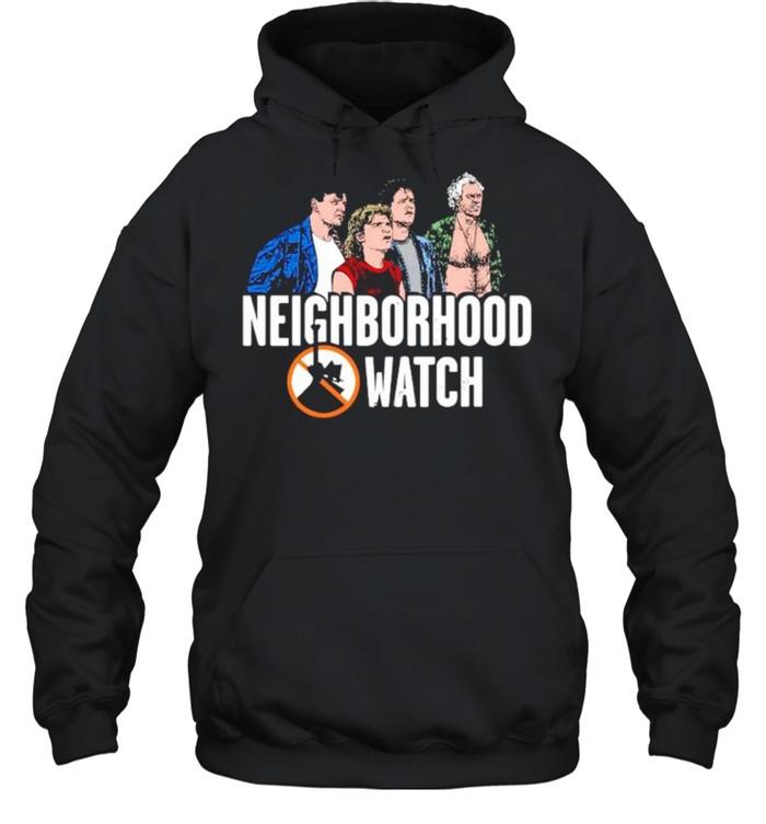 The Burbs Neighborhood Watch shirt Unisex Hoodie