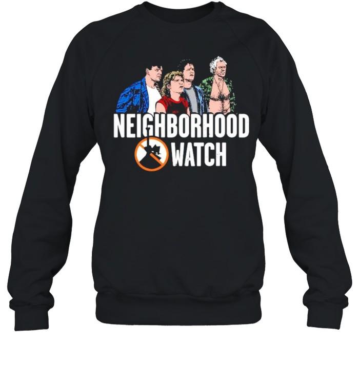 The Burbs Neighborhood Watch shirt Unisex Sweatshirt