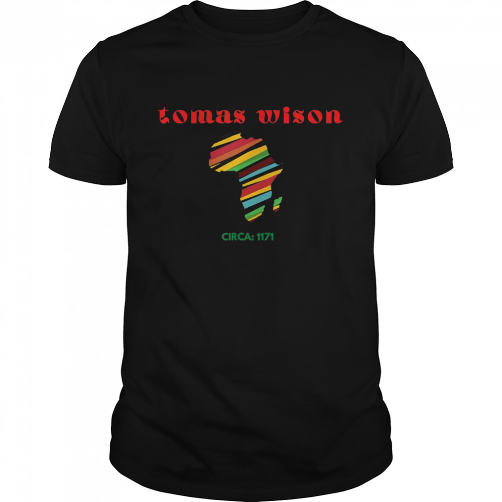 Tomas Wison The Brand Africa Shirt