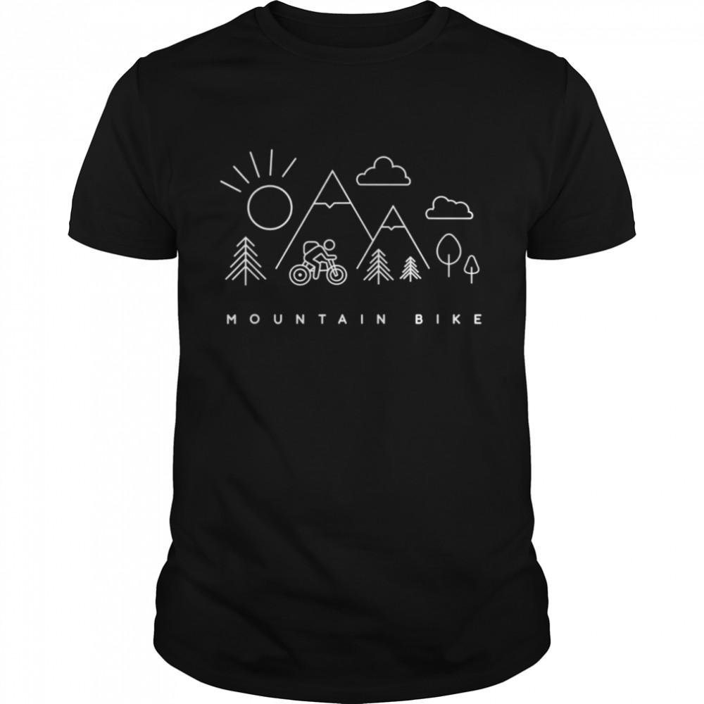 MTB Mountain Bike Apparel MTB Mountain Bike shirt