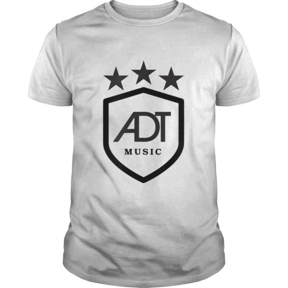 Adt Music Crest Shirt