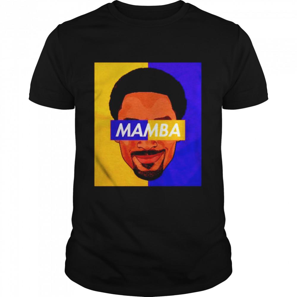 Bam Adebayo Mamba shirt
