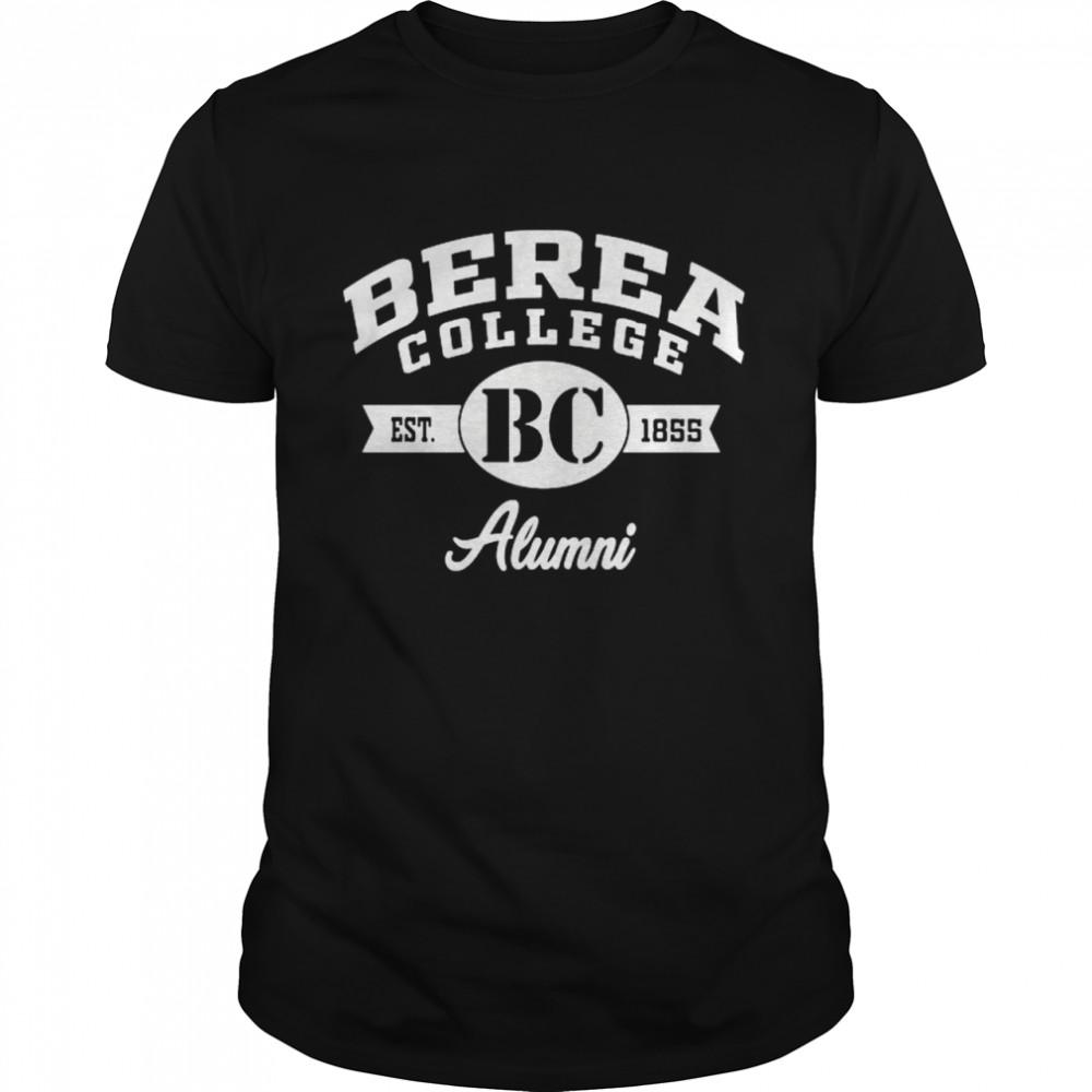 Berea College Alumni 1865 Shirt