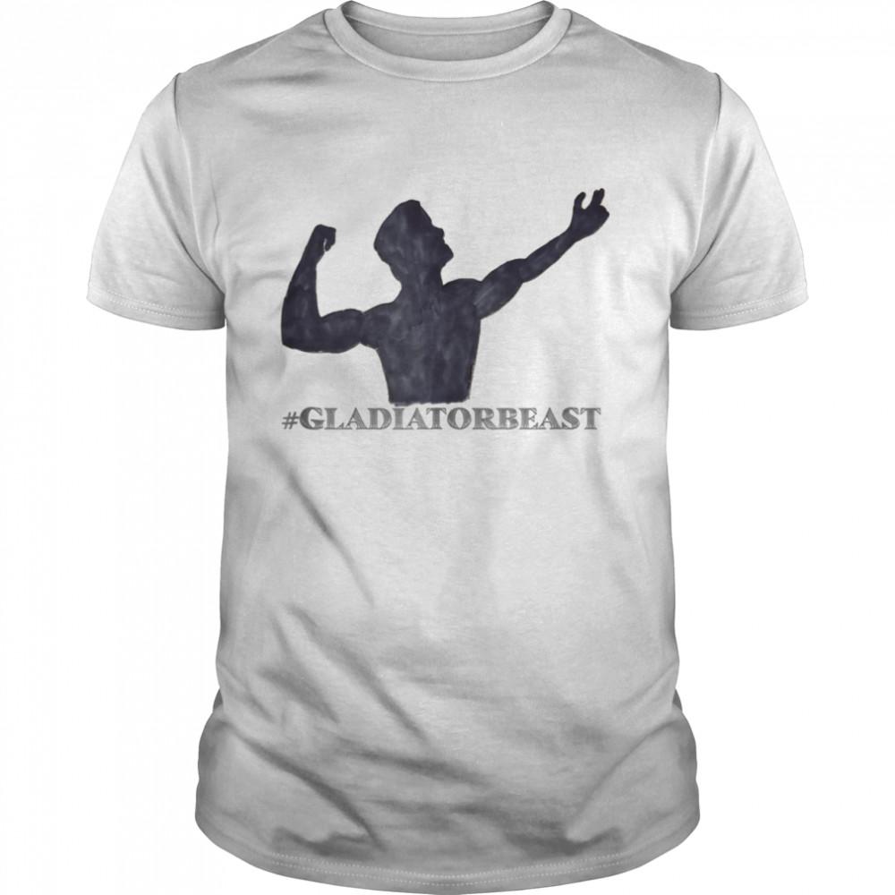 #GLADIATORBEAST shirt Classic Men's T-shirt