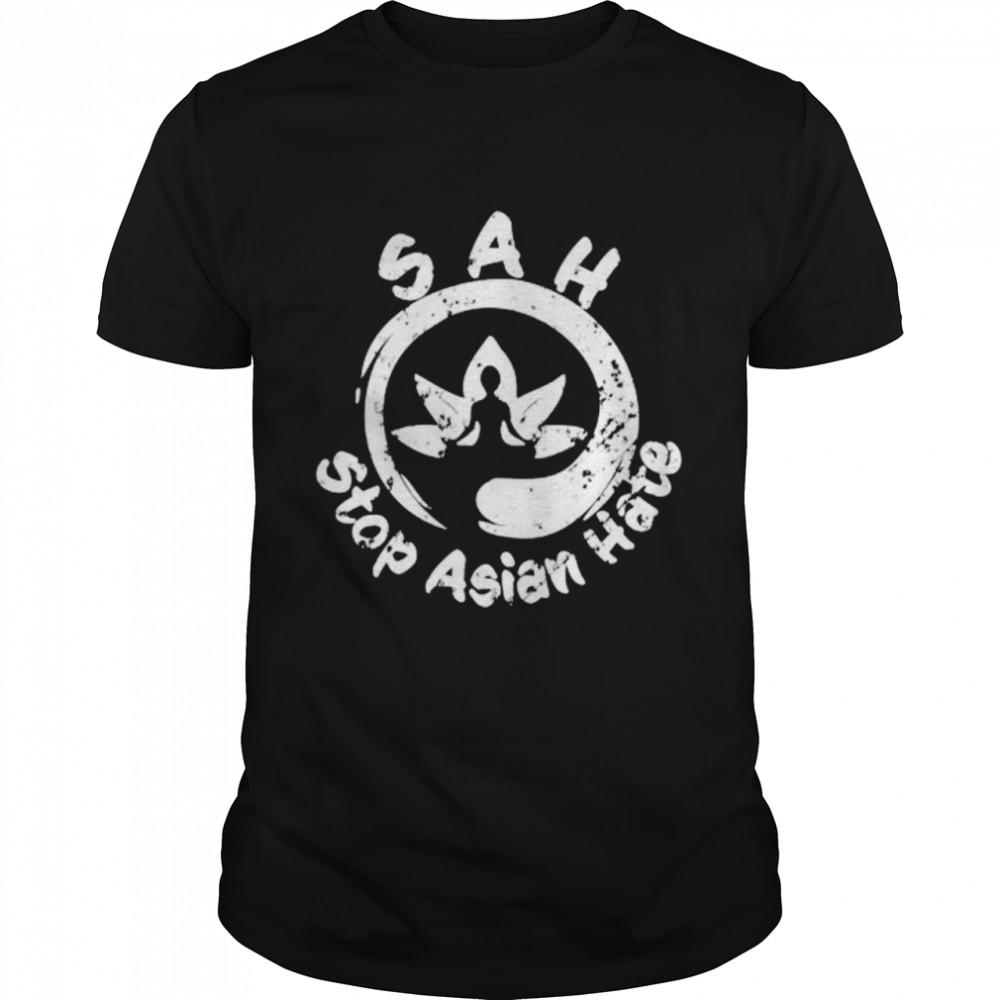 SAH Stop Asian hate shirt Classic Men's T-shirt