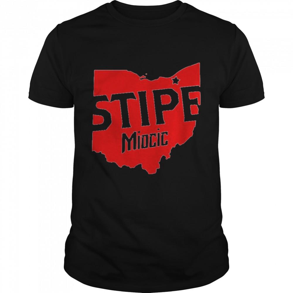 Stipe miocic American shirt