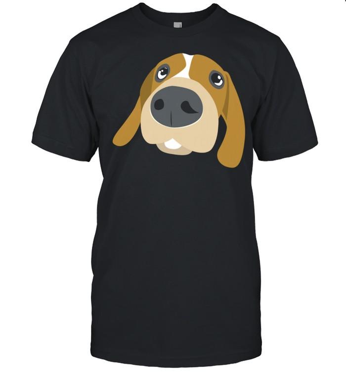 Dog Illustration 4  Classic Men's T-shirt