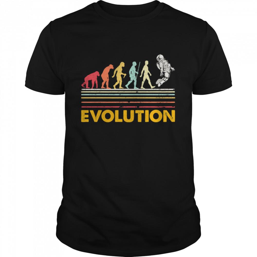 Evolution vintage shirt