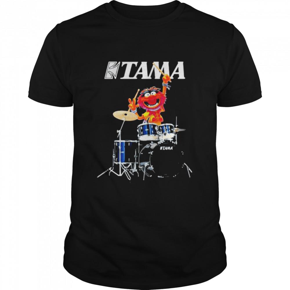 Muppet Drum Tama  Classic Men's T-shirt