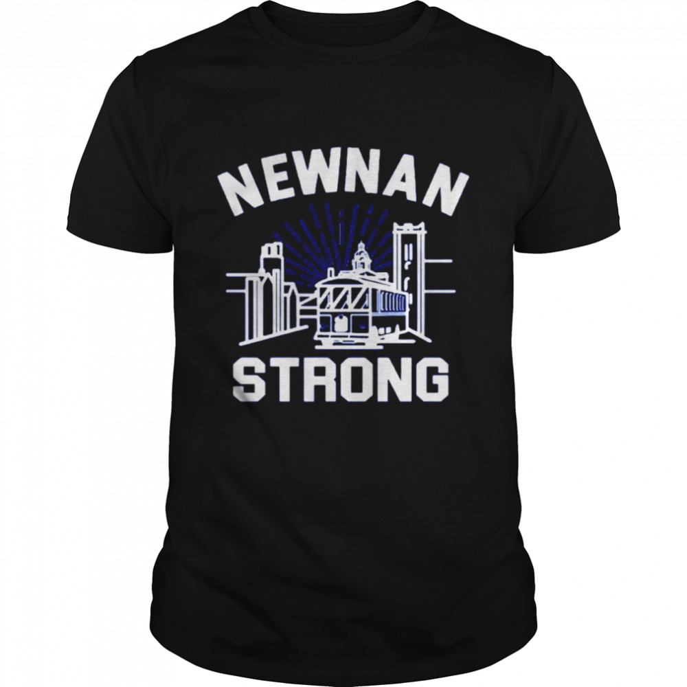 Newnan strong shirt