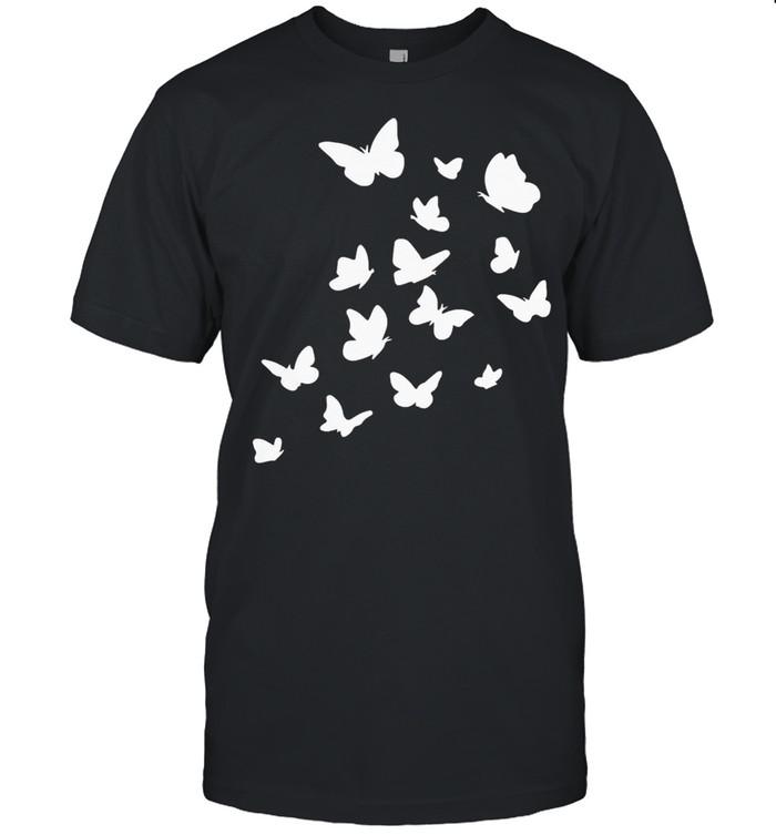Original butterfly shirt