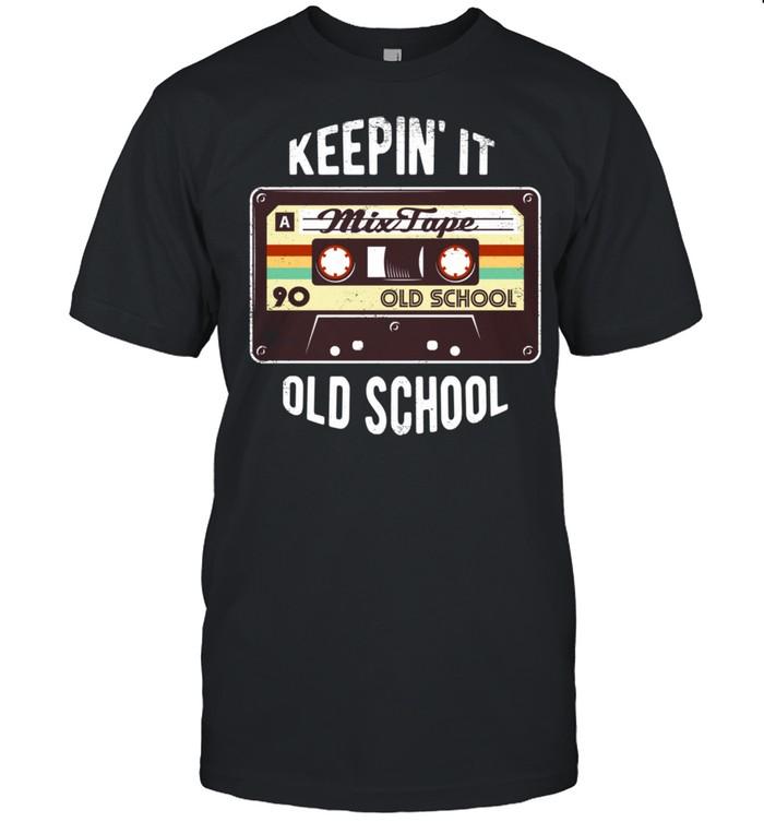 80s party costume Hip Hop Mixtape shirt