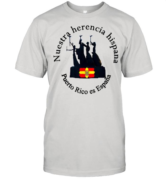 Reunificación con España Shirt