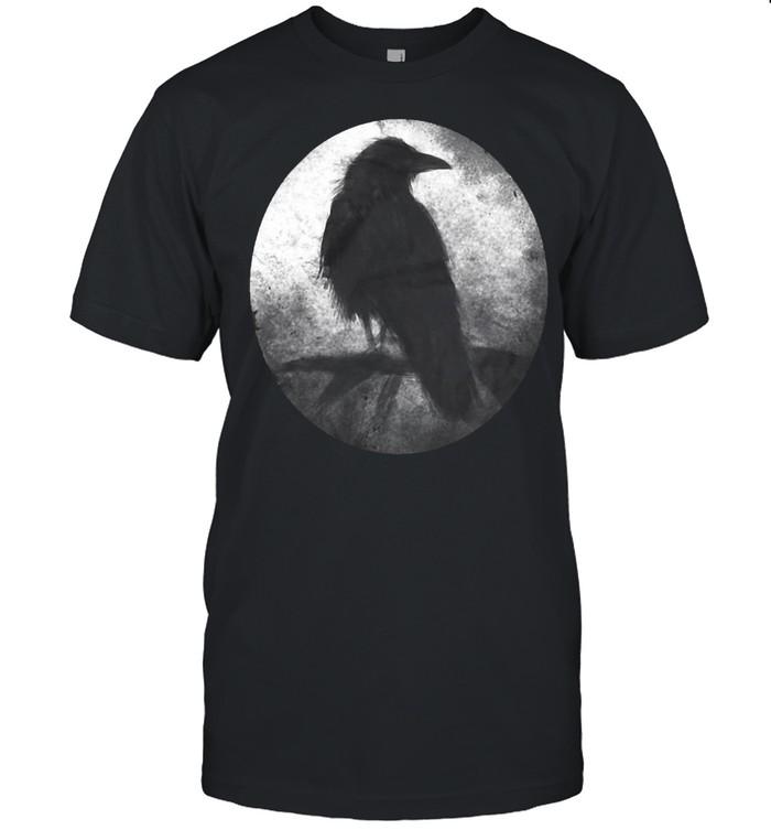 Woot Lunar Raven T-shirt