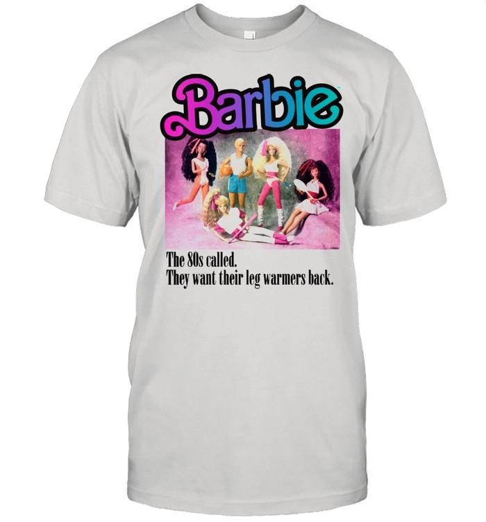 Barbie 90's Team Langarmshirt Shirt