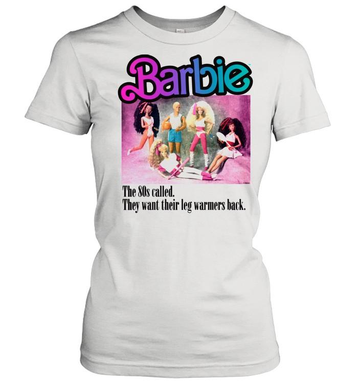 Barbie 90's Team Langarmshirt  Classic Women's T-shirt