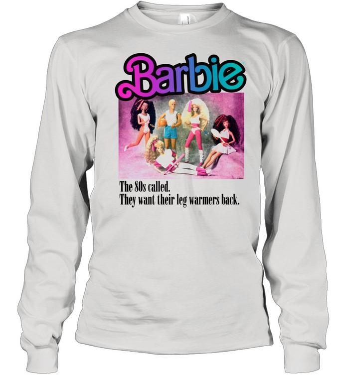 Barbie 90's Team Langarmshirt  Long Sleeved T-shirt
