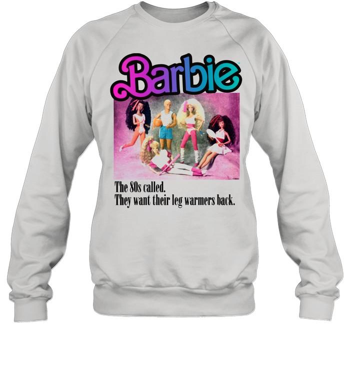 Barbie 90's Team Langarmshirt  Unisex Sweatshirt