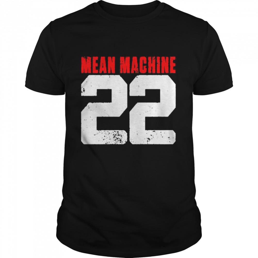 Mean Machine 22 The Longest Yard 1974 Shirt