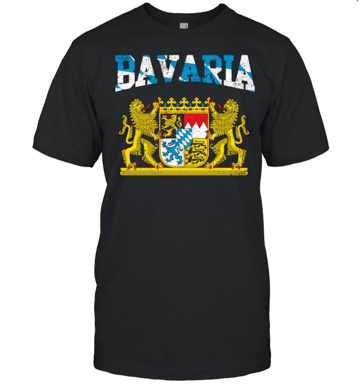 Bavaria Germany Oktoberfest German Bavarian Shirt