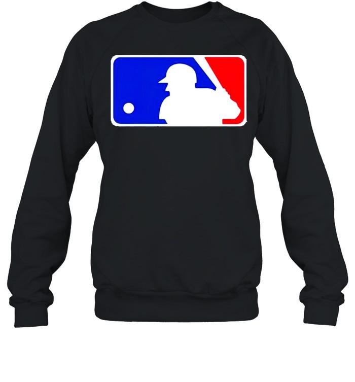 Major League Baseball Logo shirt Unisex Sweatshirt